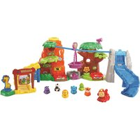 Toot-toot animals adventure safari playset