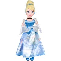 Storytelling Cinderella soft doll