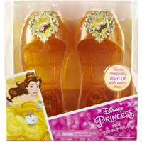 Belle light-up jelly shoes