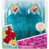 Ariel light-up jelly shoes