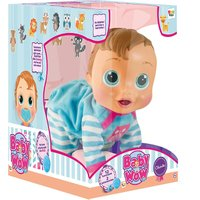 Crawl and Play Charlie Doll
