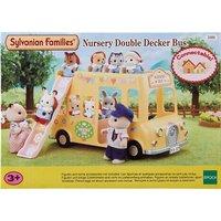 Nursery Double Decker bus