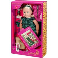 Our Generation Audrey-Ann doll deluxe