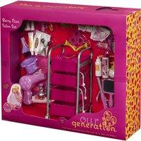 Our Generation Berry Nice Salon set
