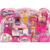 Shopkins Shoppies Lippy Lulu's Beauty Boutique Playset