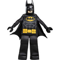 Batman LEGO movie prestige costume, Size: S, Black