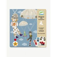 Djeco Parachute Boys craft kit