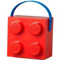 Lego 4 brick lunchbox
