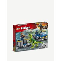 Juniors 10757 Jurassic World Raptor Rescue Truck
