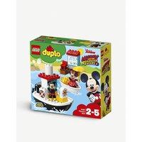 Mickey's boat set