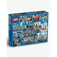 Lego City police station set