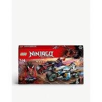 Ninjago Street Race of Snake Jaguar