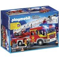 Playmobil City Action ladder unit play set