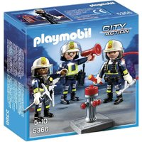 Playmobil Firemen team play set