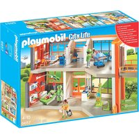 Playmobil City Life Furnished Children's Hospital