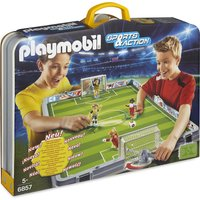 Playmobil Sports & Action Take-Along football field