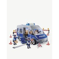 Police Van with Sounds and Lights set