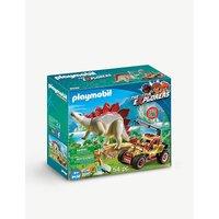9432 The Explorers Explorer Vehicle with Stegosaurus