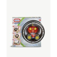Tyre Twister remote-controlled toy