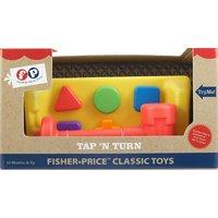 Fisher Price Tap n Turn bench
