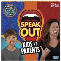 Board Games Speak Out Kids vs Parents