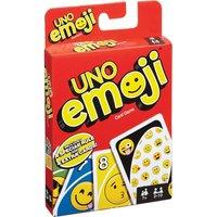 Board Games Uno Emoji card deck