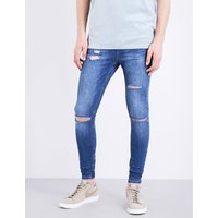 Ultra Rip spray-on skinny jeans