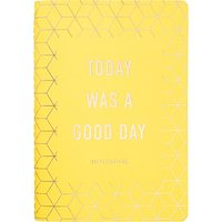 Today Was A Good Day notebook