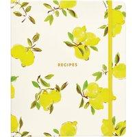 Kate Spade New York Lemon recipe book