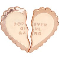 Bando Forever girl gang enamel pin set