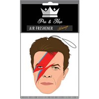 David Bowie car air freshener