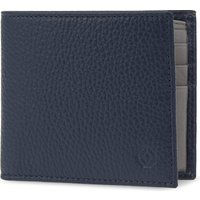 Montegrappa Grained leather wallet, Mens