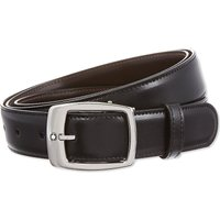 Montblanc Reversible leather belt, Mens