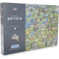 Beautiful Britain jigsaw puzzle
