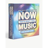 NOW that's what I call MUSIC – the board game