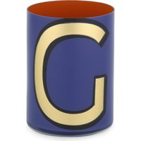 NONE Alphabet G brush pot
