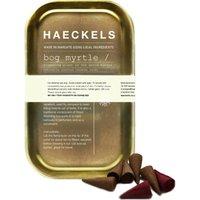 Haeckels Bog myrtle incense tin 20 cones