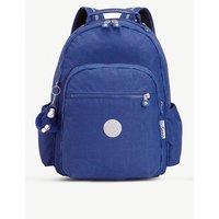 Kipling Blue Seoul Go Backpack