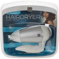 Go Travel Travel hairdryer, White
