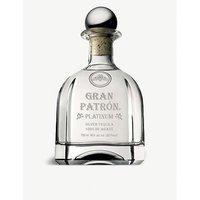 Patron Gran Platinum tequila 700ml