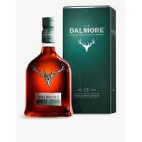 Dalmore 15-year-old single malt Scotch whisky 700ml