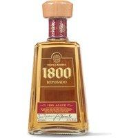 Jose Cuervo 1800 Tequila Reposado 700ml, Size: 1 Size