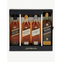 Four whiskey collection 200ml