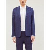 Mercerised slim-fit sretch-cotton shirt