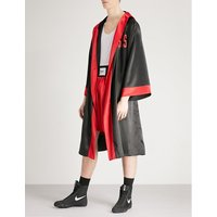 Lamyland peacemaker satin robe