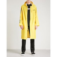 Metal Militia shell raincoat
