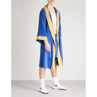 Lamyland power satin robe