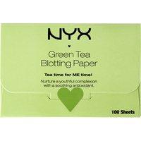 NYX Professional Makeup Green Tea Blotting Paper