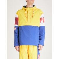 CP-93 regatta colourblock shell jacket