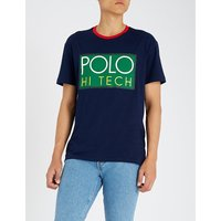 Hi-Tech cotton T-shirt